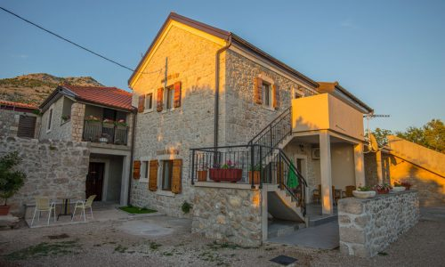 Apartmani SD-27, Starigrad Paklenica. ©Infinity Travel Paklenica