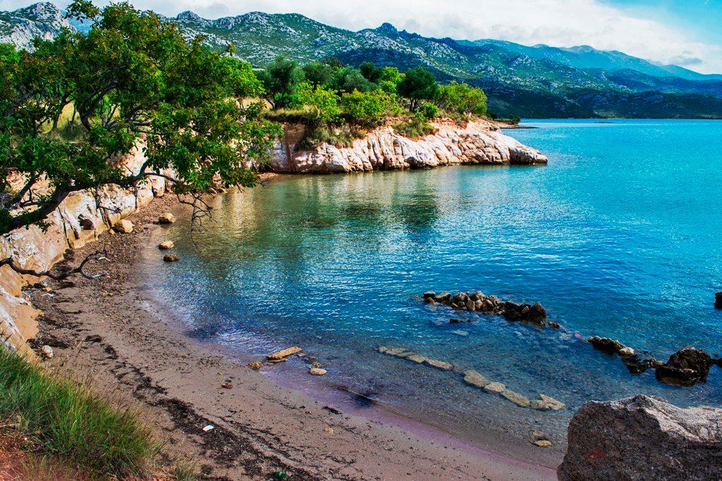 Erkunden Sie die Riviera Paklenica