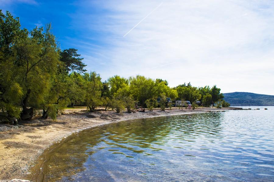 Beach Šumarija, Starigrad Paklenica