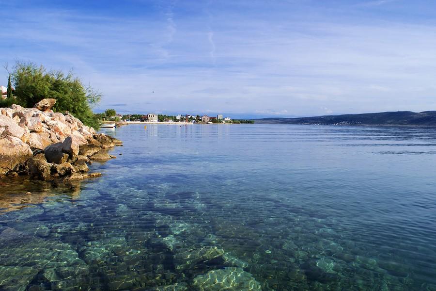 Beach Starigrad Paklenica