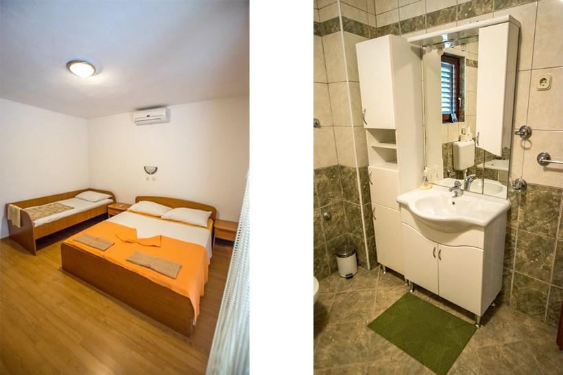 Apartments SD-58, Starigrad Paklenica. ©Infinity Travel Paklenica