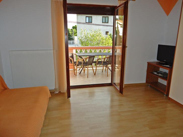 Apartments SD-17 A-02, Starigrad Paklenica. ©Infinity Travel Paklenica