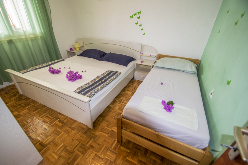 Apartments SD-09 A-02, Starigrad Paklenica. ©Infinity Travel Paklenica