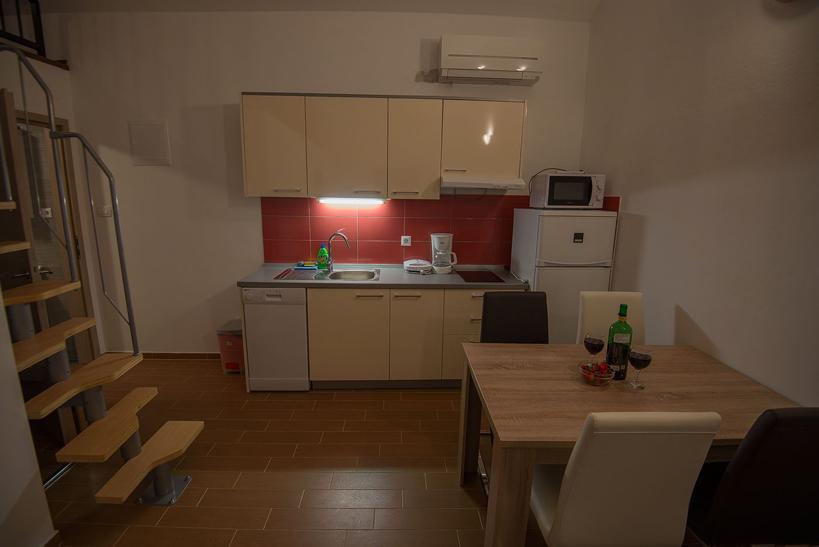 Apartments SD-27 A-02, Starigrad Paklenica. ©Infinity Travel Paklenica