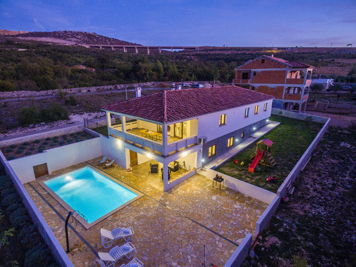 Apartments SD-93, Starigrad Paklenica. ©Infinity Travel Paklenica